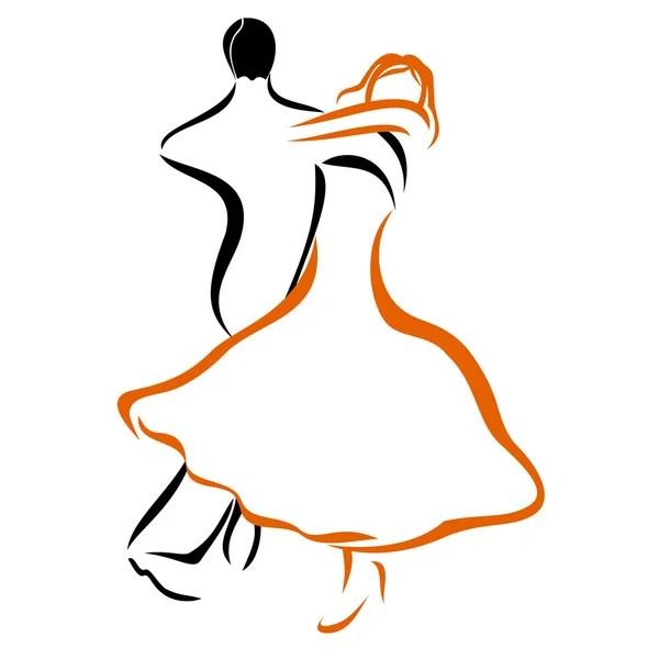 vettoriali stock danza illustrazioni