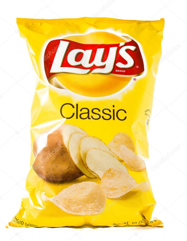 lay s chips stock