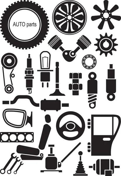 ᐈ Ilustraciones de repuestos vectores de stock