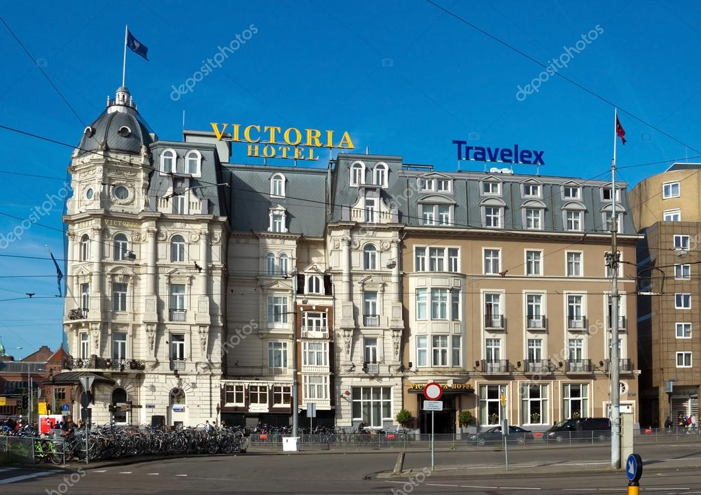 Amsterdam Victoria Hotel Stock Editorial Photo C Venakr