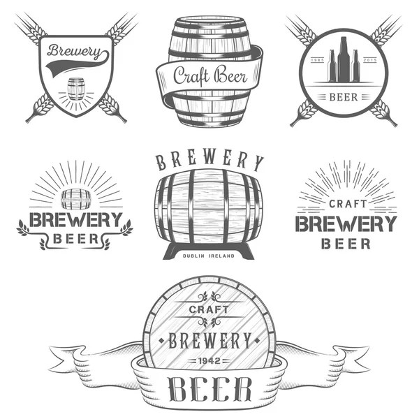 Brewery Stock Vectors, Royalty Free Brewery Illustrations