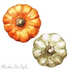 Fall Kitchen Decor Chandeliers Home Depot 剪贴画水彩的食物-草莓派 — 图库照片©nataliahubbert#121122872
