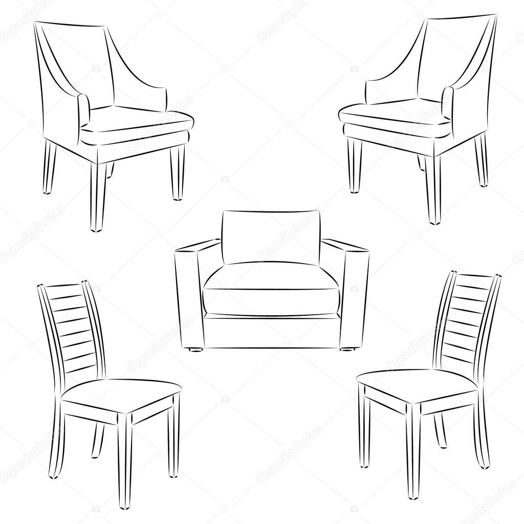 Furniture Drawing Hottest Home Design