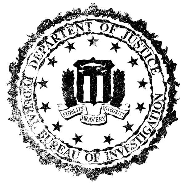 Fbi badge Stock Vectors, Royalty Free Fbi badge