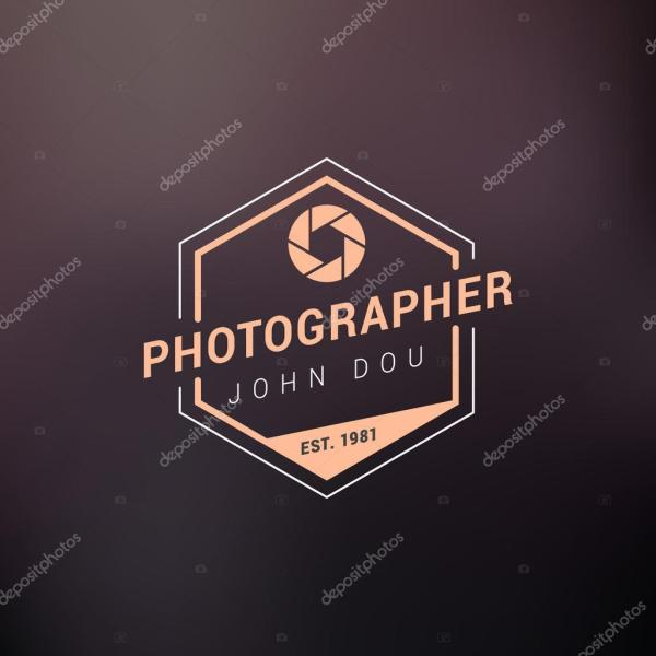 Vector Logo Design Template. Retro Badge