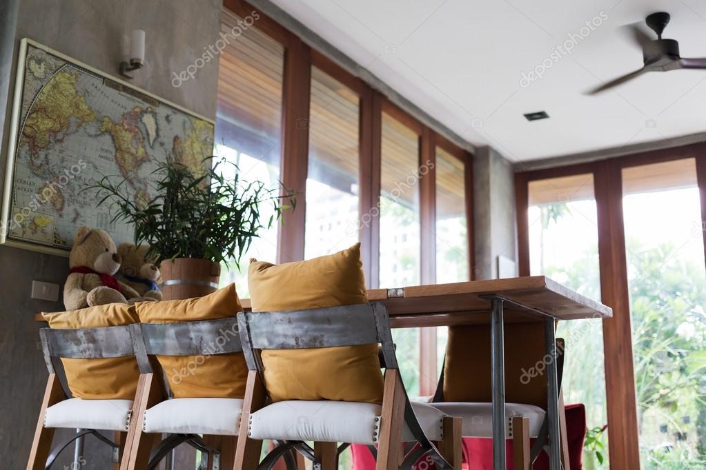 https fr depositphotos com 118592758 stock photo living room interior decoration cafe html