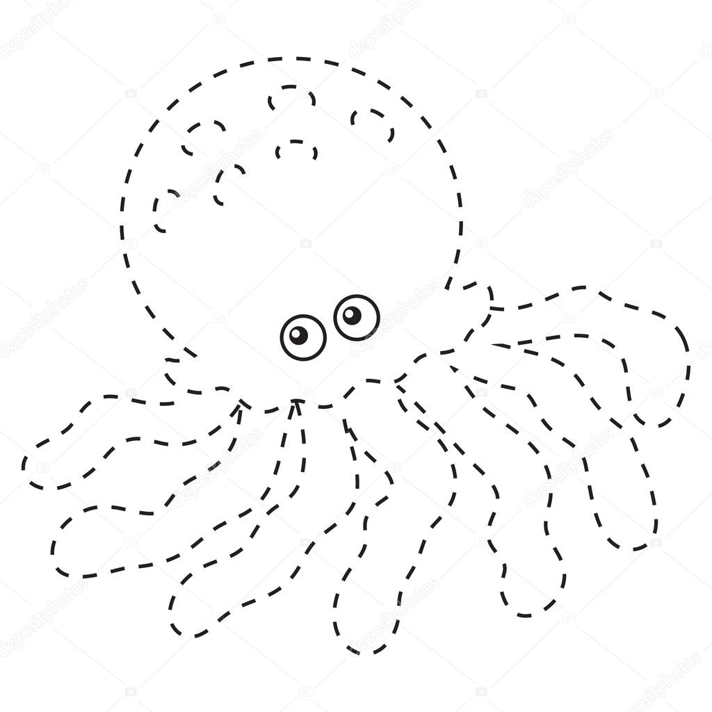 Octopus Connect The Dots