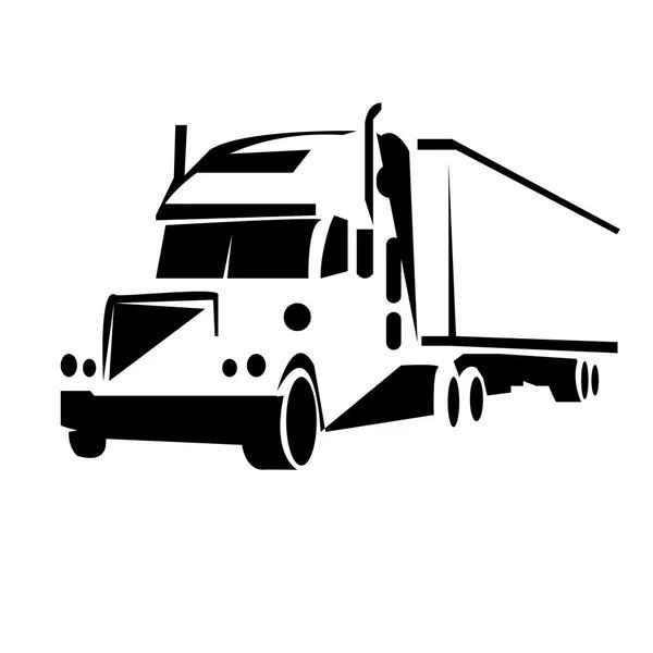 Big truck clipart Stock Vectors, Royalty Free Big truck