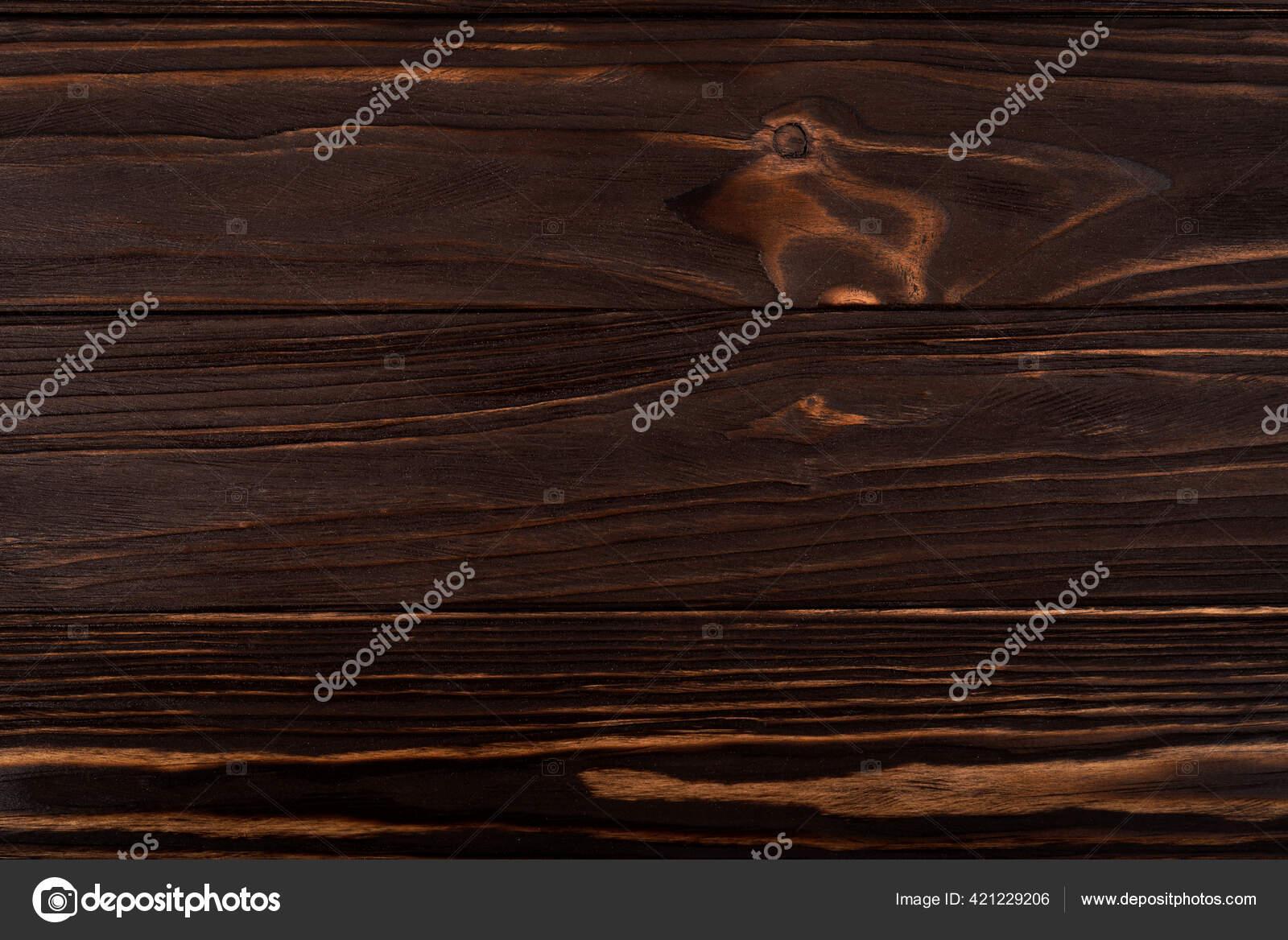 Texture Bois Surface Teck Fond Bois Fonce Pour Conception Decoration Image Libre De Droit Par Vandycandy C 421229206