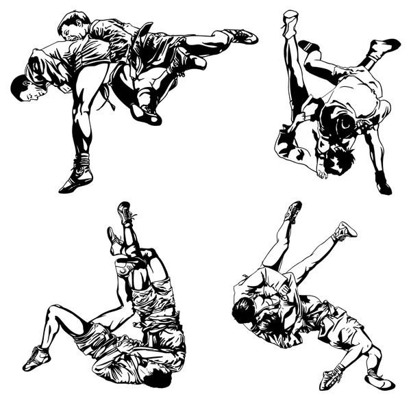 Judo Stock Vectors, Royalty Free Judo Illustrations
