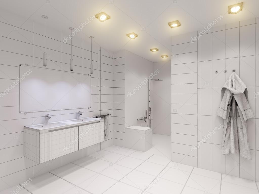 kitchen aid colors home depot tile 洗手间没有颜色和纹理三维图 图库照片 c richman21 106077554