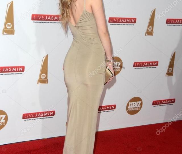 Jillian Janson At The 2016 Xbiz Awards Foto De Stock