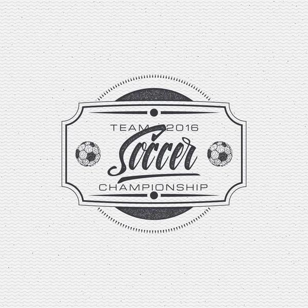 2012 soccer logo — Stock Photo © shkyo30 #3208699