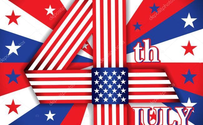 Dia Da Independência Estados Unidos Da América 4 De