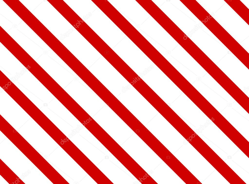 Red and white diagonal lines  Stock Photo  keport 99644280