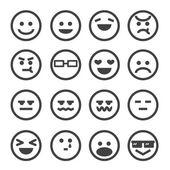 Happy smiley face — Stock Vector © tigatelu #19590077