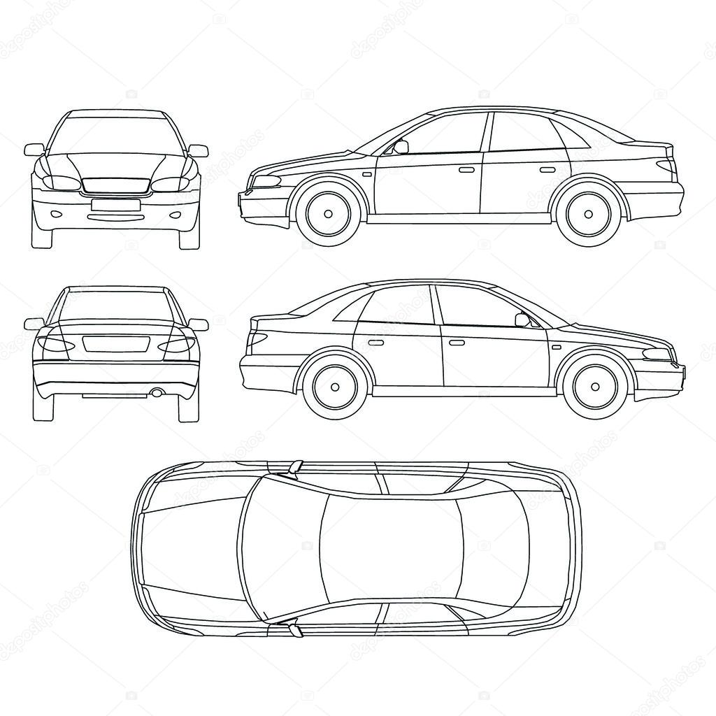 Car line draw insurance, rent damage, condition report