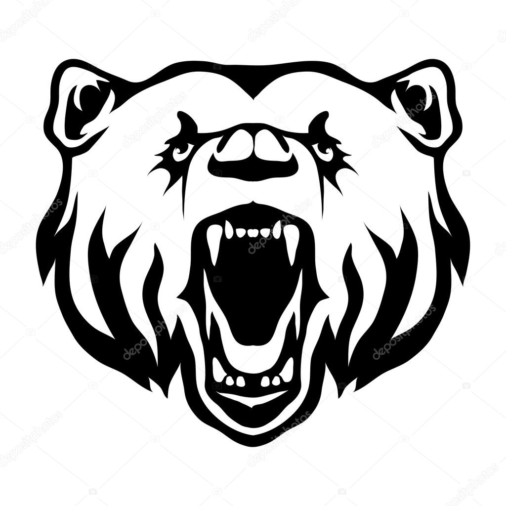 Grizzly Bear Mouth