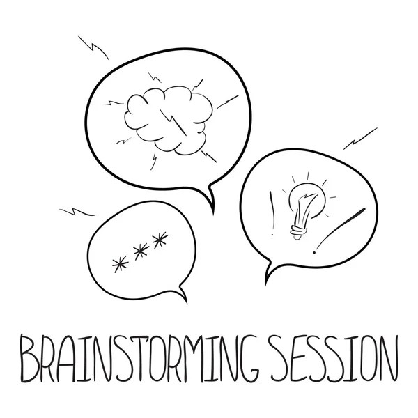 ᐈ Brainstorming clip art stock images, Royalty Free