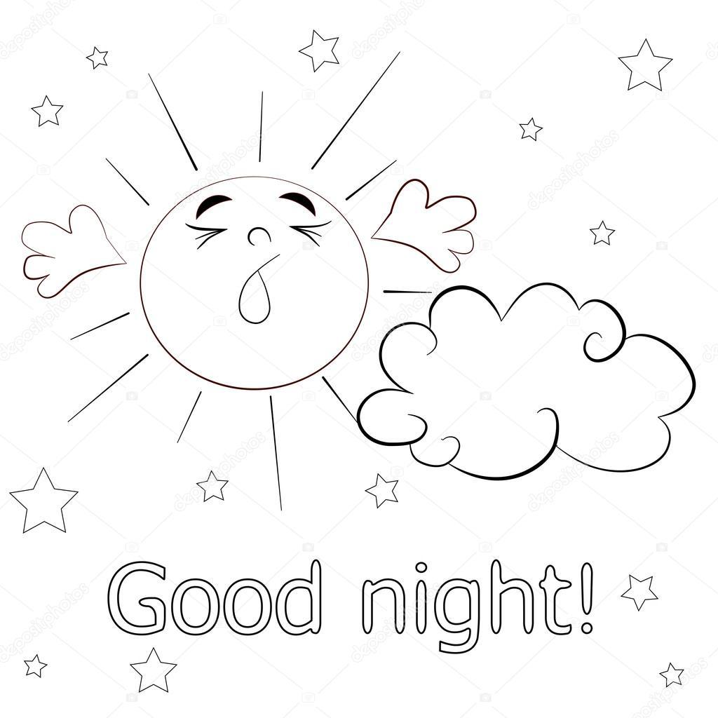Cartao De Boa Noite
