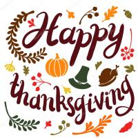 happy Thanksgiving day leaves banner  Stock Vector ...