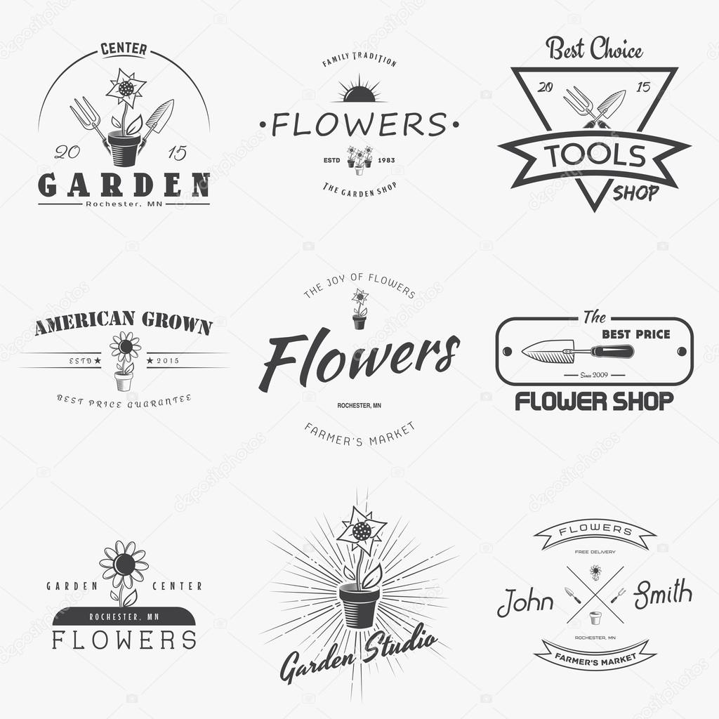 A Farm Growing Flowers Gardening Tools Shop Garden