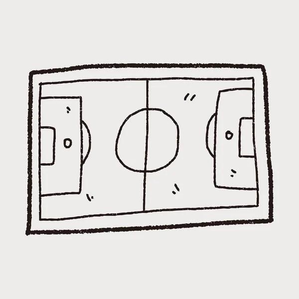 Voetbalveld — Stockfoto © OneO2dp #7995392