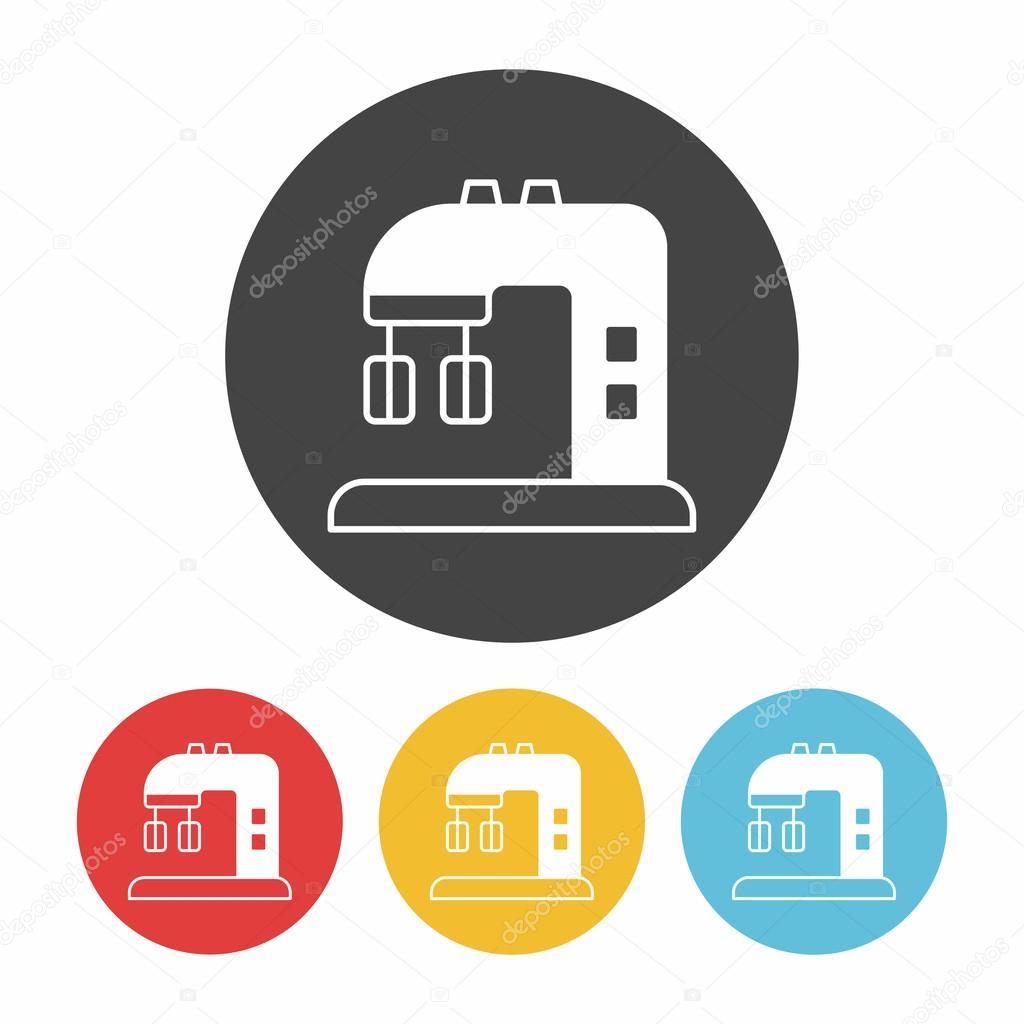 beater kitchen suite deals 厨房用具打浆机图标矢量图 图库矢量图像 c vectorchef 101336586 图库矢量图片