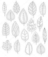 Ausmalbilder Bltter Herbst  Ausmalbilder Webpage