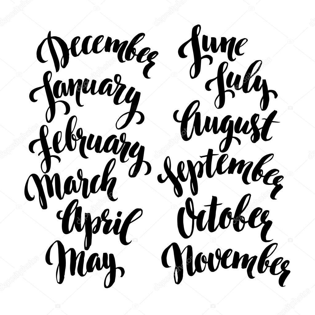 M Crita Meses Do Ano Dezembro Janeiro Fevereiro