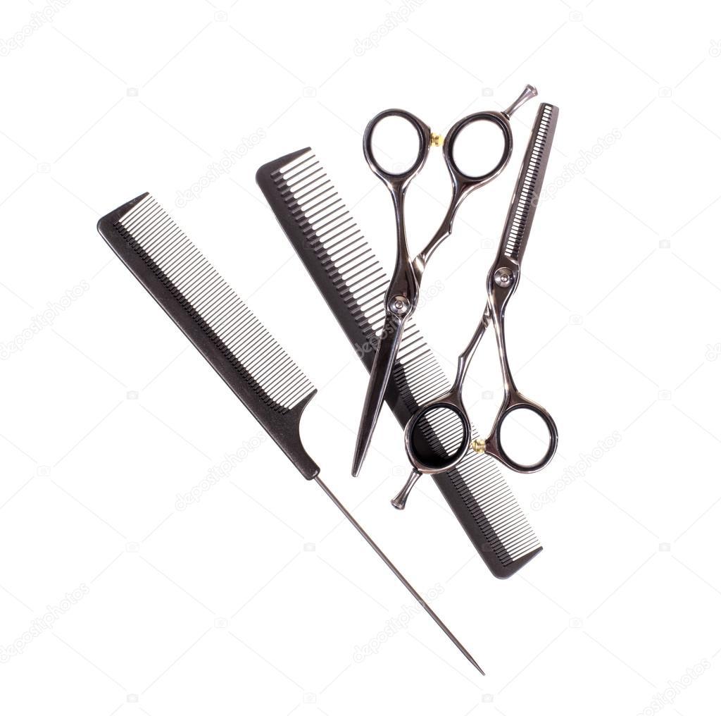 basic hair cutting tools