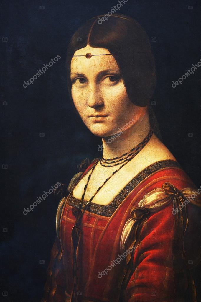 famous painting by leonardo