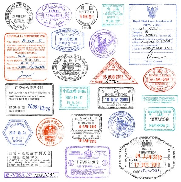 postage stamp stock vectors