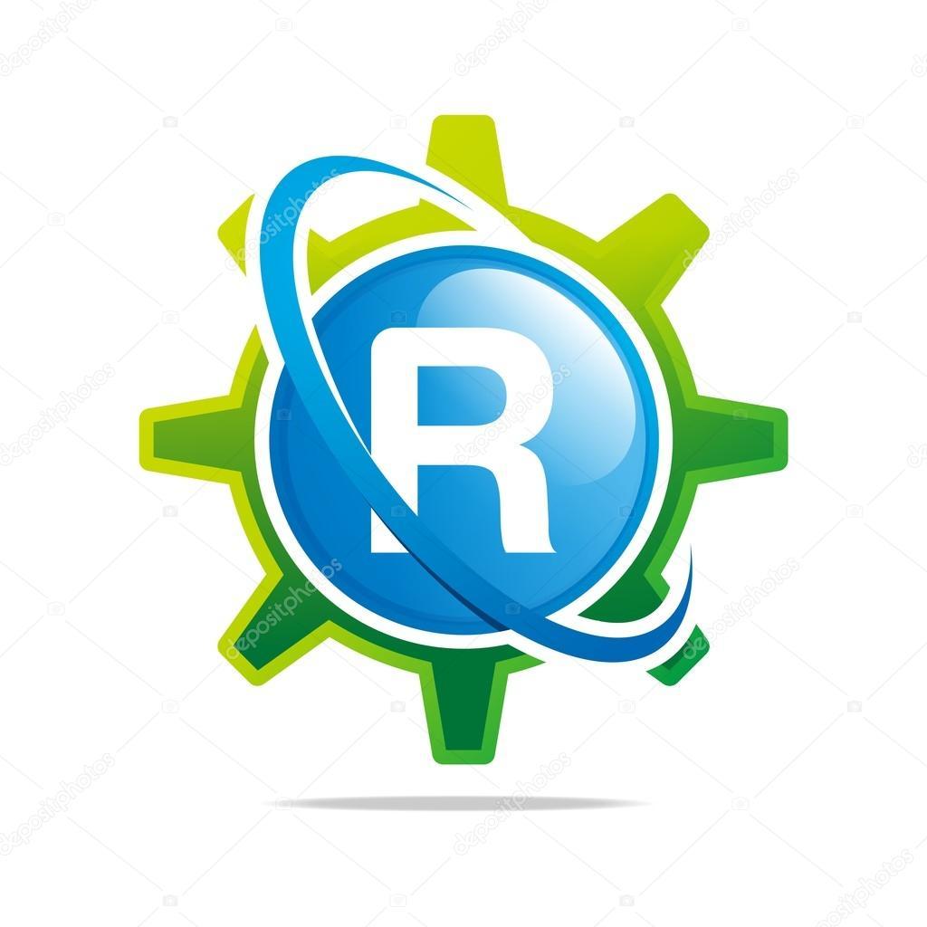 R Registered Trademark Symbol Svg
