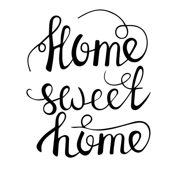 Home sweet home Stock Vectors, Royalty Free Home sweet
