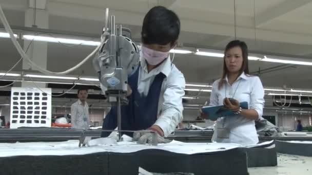 asian garment industry factory