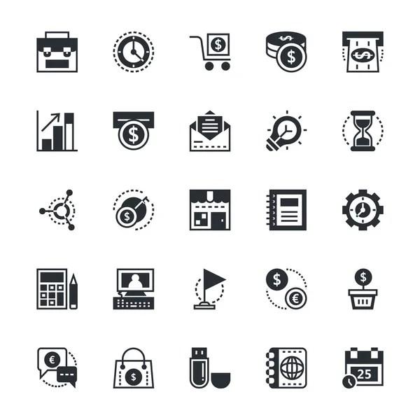 Portfolio Management Vector Icon — Stock Vector