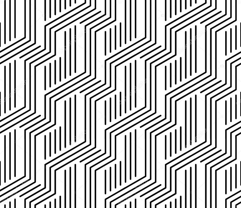 Vector modern seamless geometry pattern , abstract