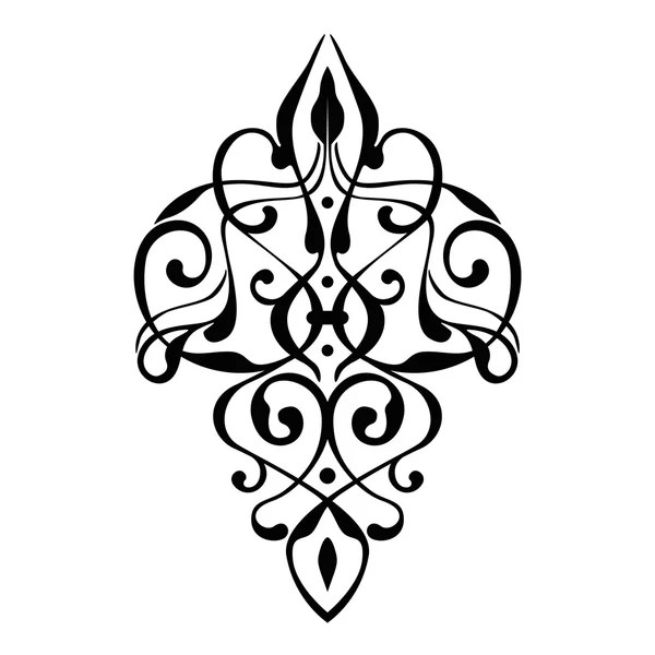 máscara veneciana de dibujo vectorial. máscara de Carnaval