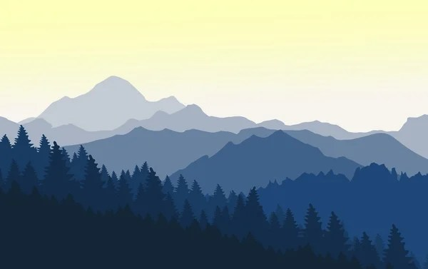 mountains stock vectors royalty