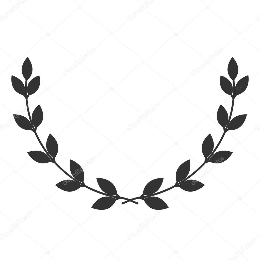 Laurel Wreath Symbol