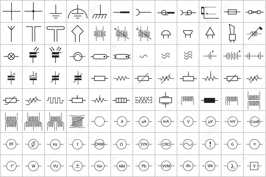 Floor Plan Symbols Powerpoint