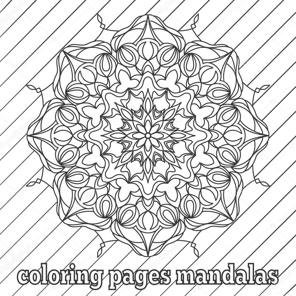 Paginas Para Colorear Para Adultos Y Ninos Mayores