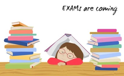 ᐈ Stress cartoons stock pictures Royalty Free exam stress child images download on Depositphotos®