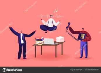 ᐈ Messy desk cartoon stock vectors Royalty Free messy office cartoon illustrations download on Depositphotos®