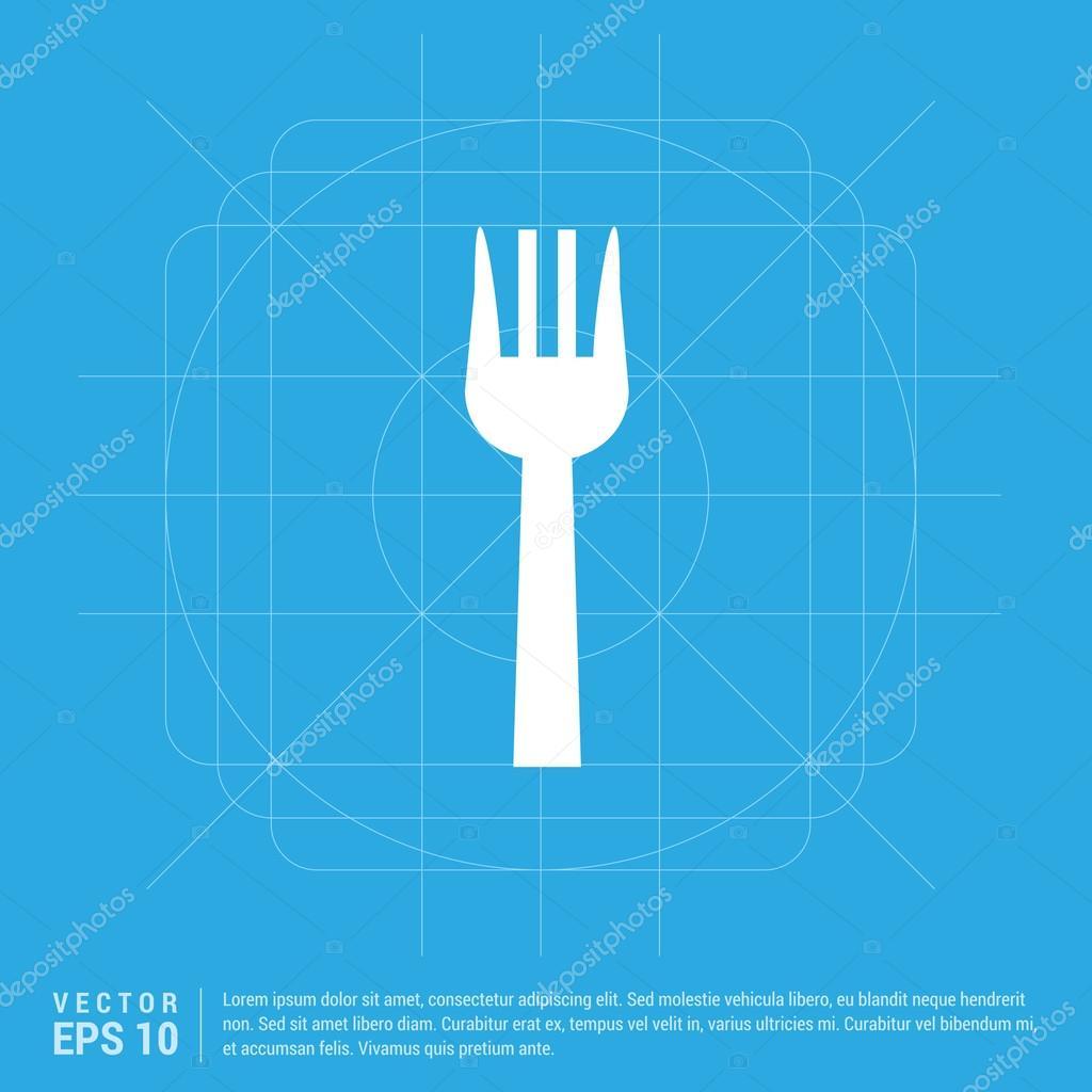 kitchen fork vintage stoves 厨房叉图标 图库矢量图像 c ibrandify 103891958 图库矢量图片