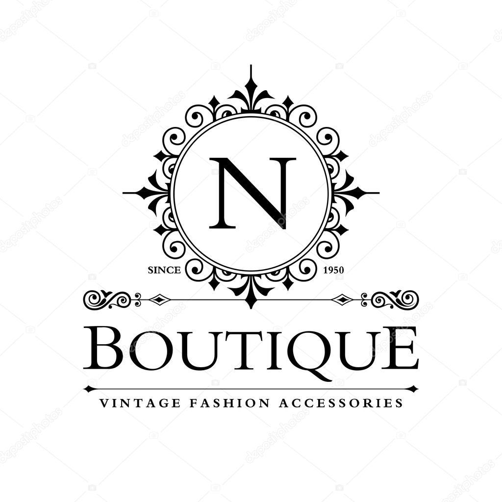 Luxury Logo N template — Stock Vector © ibrandify #93233312
