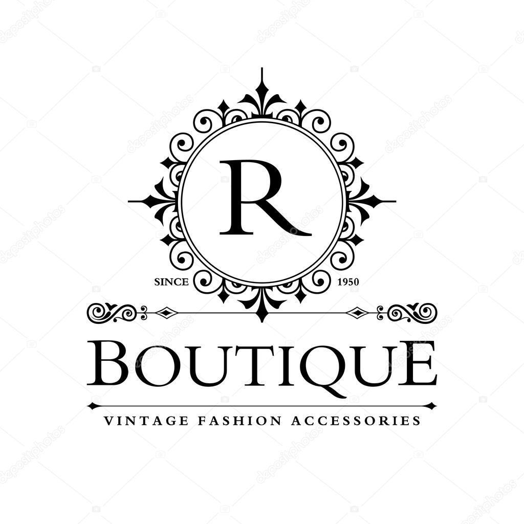 Luxury Logo R template — Stock Vector © ibrandify #93233694