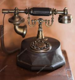 old vintage antique phone stock photo [ 1024 x 1024 Pixel ]