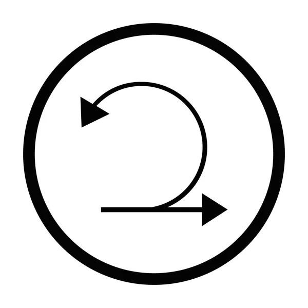 Agile & Waterfall Methodology Icons — Stock Vector